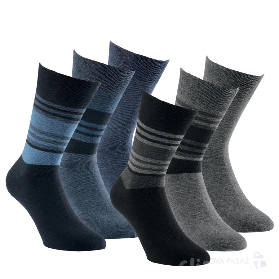 32095 SANTOS ZDRAVOTNÍ RS - Pánské - Ponožky - Bez gumiček 8957eb5a38
