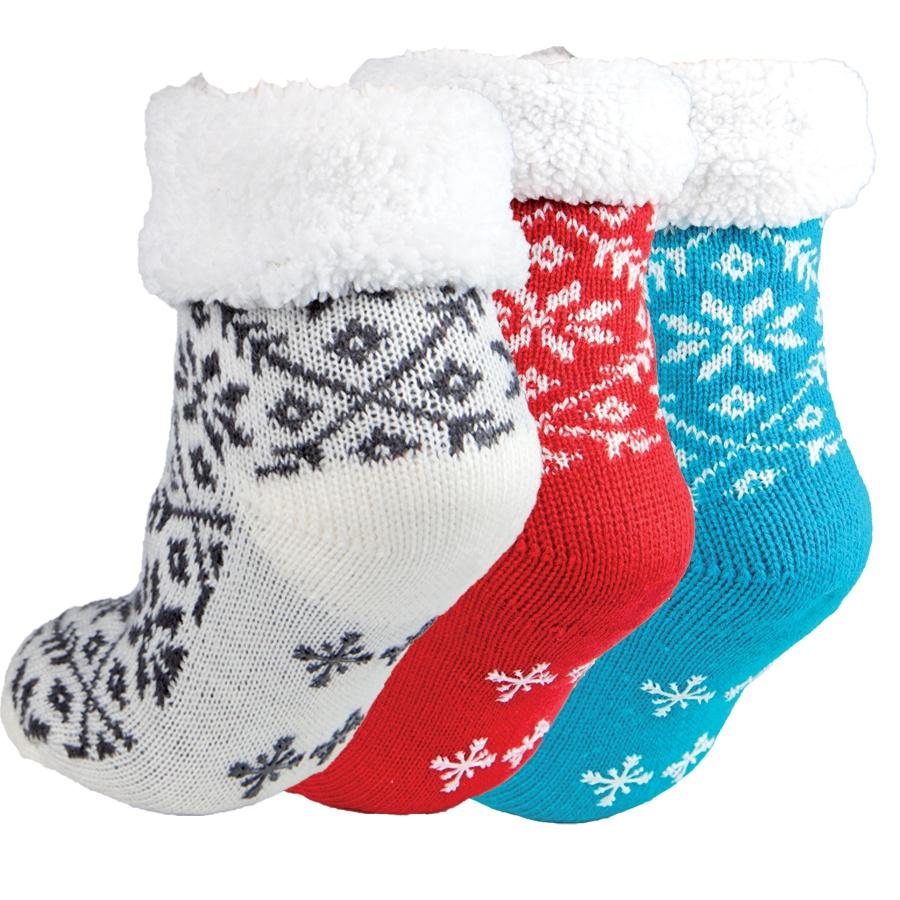 14466 TUNDRA TEPLÉ PROTISKLUZOVÉ RS - Dámské - Ponožky - Teplé 877837db2e