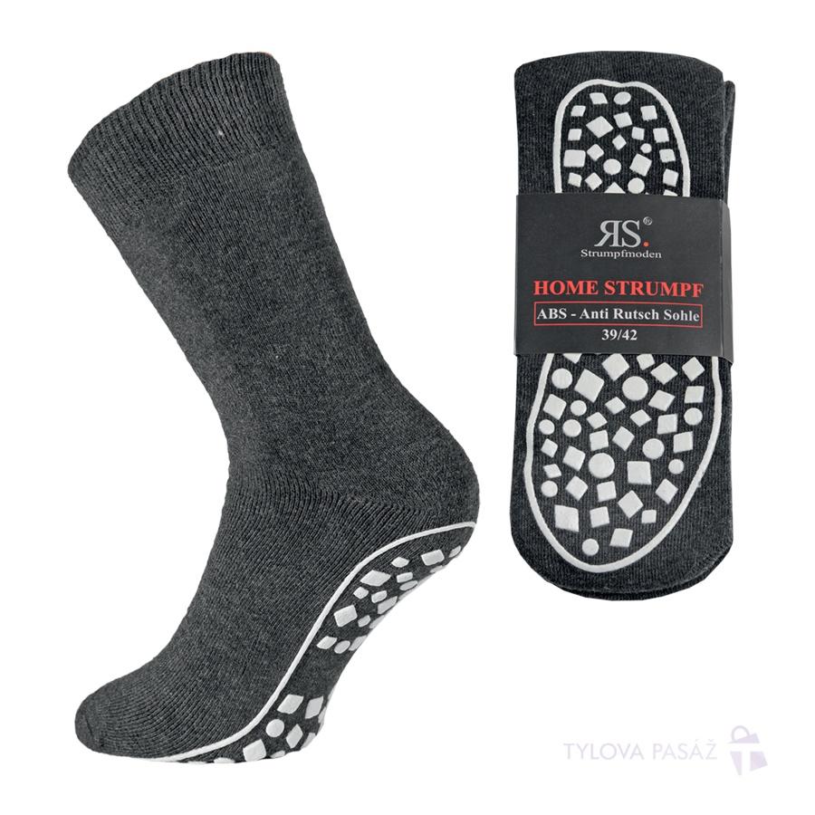 57ac6922e21 44440 FROTÉ BAVLNĚNÉ PROTUSKLUZOVÉ RIESE - Pánské - Ponožky - Protiskluzové