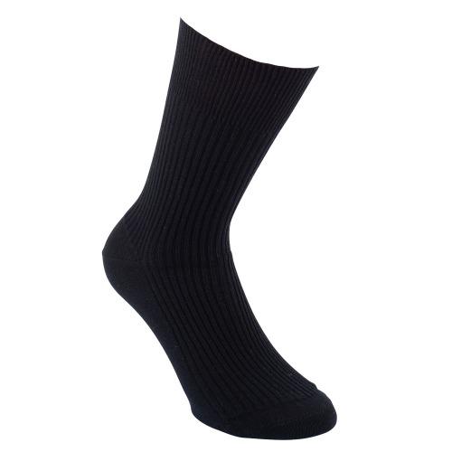 7ee49c5acca 32522 PÁNSKÉ 100% BAVLNĚNÉ PONOŽKY RS ČERNÁ - Pánské - Ponožky - Klasické