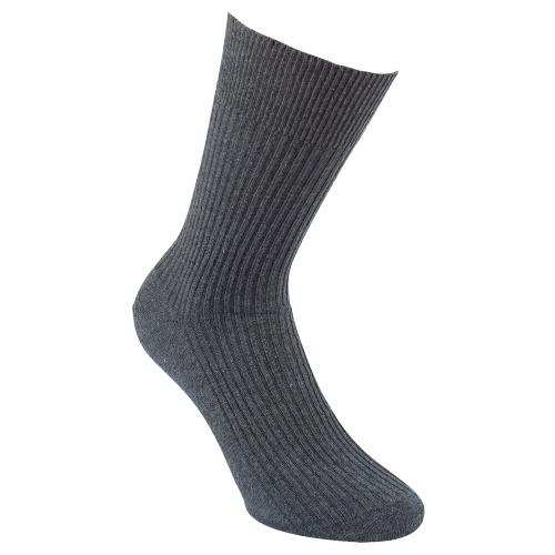 32522 PÁNSKÉ 100% BAVLNĚNÉ PONOŽKY RS ŠEDÁ - Pánské - Ponožky - Klasické 56ef97738c