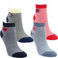 1523219 DÁMSKÉ LETNÍ KOTNÍKOVÉ PONOŽKY RS Dámské ponožky 961bef22d5